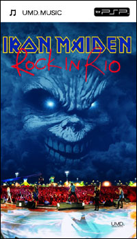 UMD-Rock In Rio / Iron Maiden